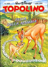fumetto TOPOLINO WALT DISNEY numero 1693