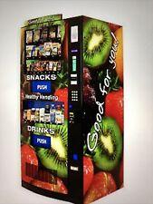 Seaga HY2100-9 HealthyYou Vending Machines Brand New
