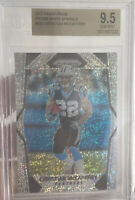 /20 WHITE SPARKLE RC Christian McCaffrey 2017 Panini Prizm BGS 9.5 POP 2 NO 10s