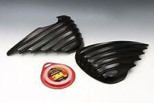 Kit Tapas Acanaladas Para Harley-Davidson® Sportster® Side Cover Garnish Ribbed