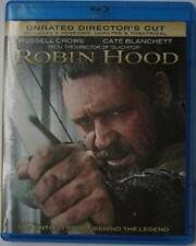 Robin Hood (Three-Disc Unrated Directors Blu-ray