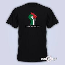 FREE PALESTINE GAZA FREEDOM Children's T-shirt kids Black