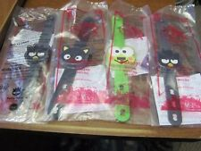 McDonalds Happy Meal Hello Kitty Sanrio Kids' Children's Digital Watch Set Of 4