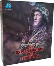 1/6 DID SS-PANZER-DIVISION MG34 GUNNER - CURTIS