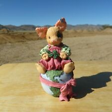 "Vtg. 1995 Enesco, ""This Little Piggy"" Figurine, #012452, ""Let There be Pigs."""