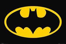 DC Universe Batman Logo Poster - 91 x 61 cm (FP2089)