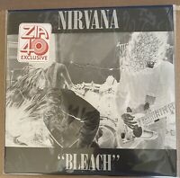 Nirvana Bleach (Blew Color Vinyl) @Zia Exclusive *IN HAND* FREE SHIPPING RARE!