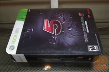 Dead or Alive 5 Collector's Edition (Xbox 360 2012) FACTORY SEALED! - RARE!