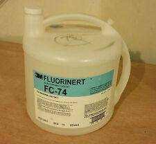 3M Fluorinert FC-74. Electronics cooling liquid. 20kg.