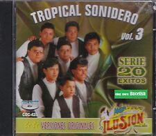 Aaron y Su Grupo Ilusion Serie 20 Exitos CD New nuevo sealed