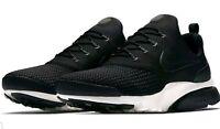 NIKE AIR PRESTO FLY SE TRAINER RUNNING GYM BLACK SAIL WHITE 908020 010 size Uk 7