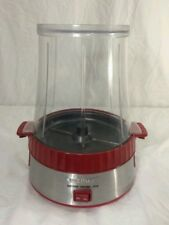 CUISINART PartyPop Popcorn Maker CPM-800 Red/Silver (10 Cup)