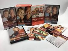 Yoga Now: Mariel Hemingway & Rodney Yee from Gaiam (Dvd) Very Good