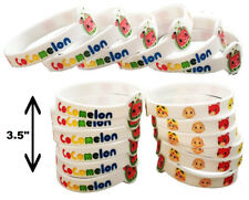 COCOMELON GEL BRACELET WRISTBAND Birthday Party Decoration supplies baby shower