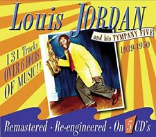 Louis Jordan and His Tympany Five - Louis Jordan and His Tympany Five [CD]