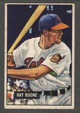 1951 Bowman #54 Ray Boone