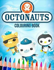 Octonauts Colouring Book by William Kane