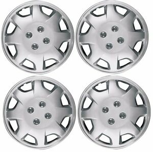 "1998-2002 NEW Honda ACCORD 15"" Hubcaps Wheelcover SET"