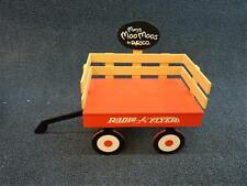 Enesco Mary's Moo Moos Display Radio Flyer Wagon (h1433)