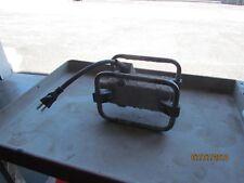 North Rock Concrete Vibrator Motor Assy Style Oz Model #2