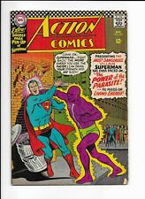 ACTION COMICS #340 ==> VG 1ST PARASITE DC COMICS 1966