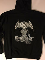CREMATORY hooded Sweat shirt Hoodie Death Metal Carcass Bolt Thrower Grave S- XL