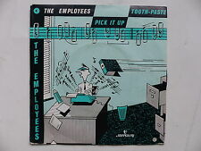 THE EMPLOYEES Pick it up / Tooth paste 6021 269