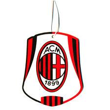 AC MILAN FC AIR FRESHENER FRESHENER CAR ACCESSORY ROOM OFFICE NEW GIFT XMAS
