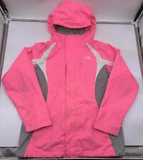 Children's The North Face Pink/White Jacket - Size X-Large