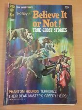 Ripley's Believe it or Not! #8 ~ VERY GOOD VG ~ 1968 Gold Key COMICS