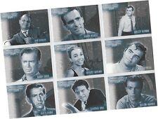 """Twilight Zone Séries 2 : Le Prochain Dimension - 9 Carte """" Stars """" Poursuite Set"""
