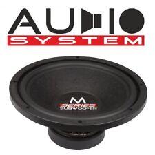 Audio System M 12 Subwoofer 30 cm M-Series M12 450 Watt Sub NEW