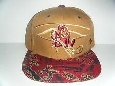 Arizona State Sun Devils Authentic Adjustable Strap Back Cap NWT Hat