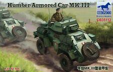 Bronco 1/35 Humber Armored Car MK.III #35112