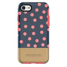 OtterBox Symmetry Case for iPhone 8 & iPhone 7 (Polka DOT Gold DIP Graphic)
