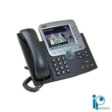 CP-7970G - Cisco 7970G Eight Line Color Display Unified IP Phone