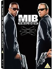Men in Black 1-3 DVD 5035822617933 Will Smith Tommy Lee-jones Barry Sonne.