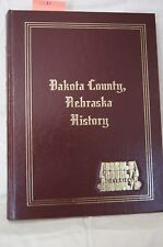 Dakota County, Nebraska History (HC1982), Molstad, #18014