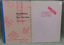 Floor Plan Atlas : Housing (1997, Hardcover) with slip case