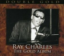 RAY CHARLES - THE GOLD ALBUM 2 CD NEUF