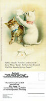 2002 CANTERBURY POSTCARD FAIR ADVERTISING LIMITED EDITION MINT POSTCARD