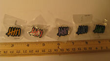 """Take 6 """"So Cool""""- Official Reprise Promo Pin set - 5 pins in set"""
