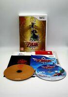 Legend of Zelda: Skyward Sword Limited Edition with Orchestral CD Nintendo Wii