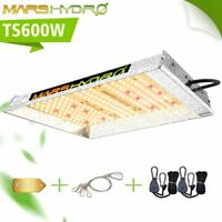 Mars Hydro TS 600W LED Grow Light Sunlike Full Spectrum Indoor IR for Hydroponic