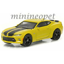 GREENLIGHT 13160 E GL MUSCLE SERIES 16 2016 CHEVROLET CAMARO SS 1/64 YELLOW