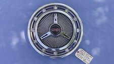 """One Only 3893599 SS 14"""" Stainless Full Wheel Cover w/3860217 Inserts L48 L78 L79"""