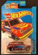 Hot Wheels '67 Austin Mini Van 1:64 Diecast HW City New 2013