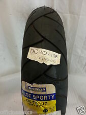 Neumático 130/70-17 62S MICHELIN pilot deportivo