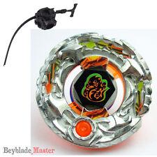 Fusion Beyblade Masters Metal ZERO G BBG02 SHINOBI SALAMANDER w/ Power Launcher