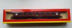 Hornby OO Gauge R4133C BR MK1 Corridor Composite Coach Maroon M15824 Boxed